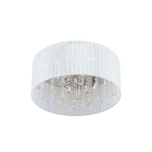 Shop eurofase lighting 12 light demoya convertible flush large pendant chrome at lowes canada find our selection of pendant lights at the lowest price