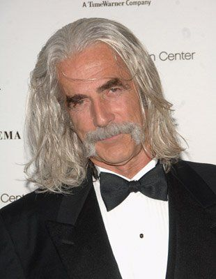 Sam Elliott ....I've been in love with him since i was a little girl. he will always be top sexy in my book.