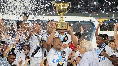 ESPORTE: Vasco é mais uma vez campeão. Agora é bi-campeão