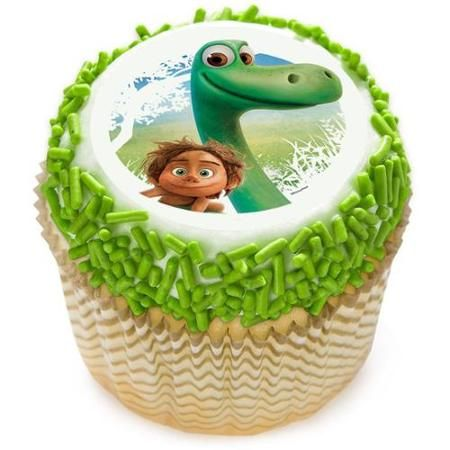 The Good Dinosaur 2 Quot Edible Cupcake Topper 12 Images