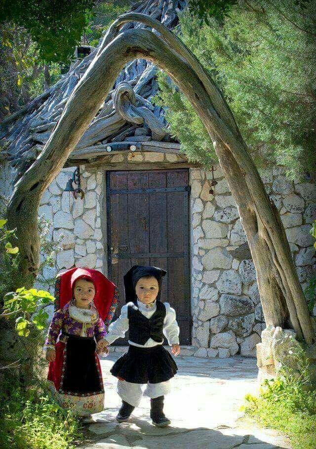 Children from Sardinia... @t&misi@.