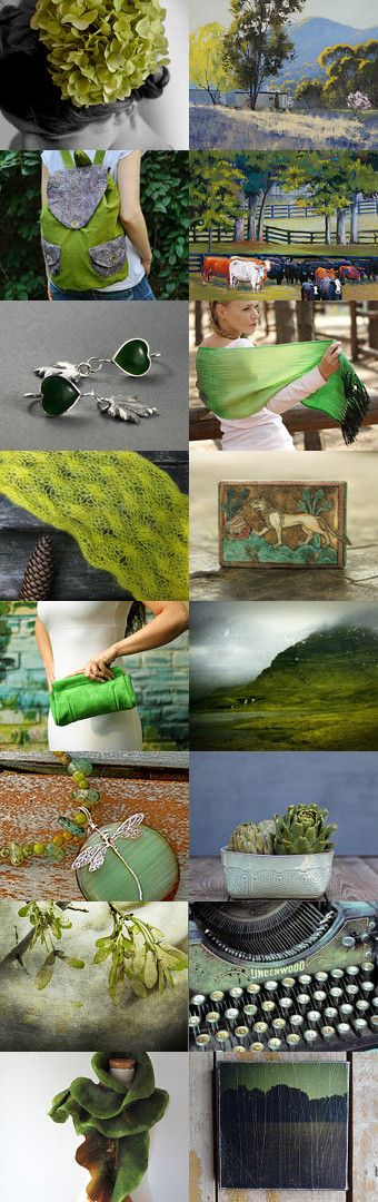 Need The Green by Ekaterina Ryazanova on Etsy--Pinned with TreasuryPin.com