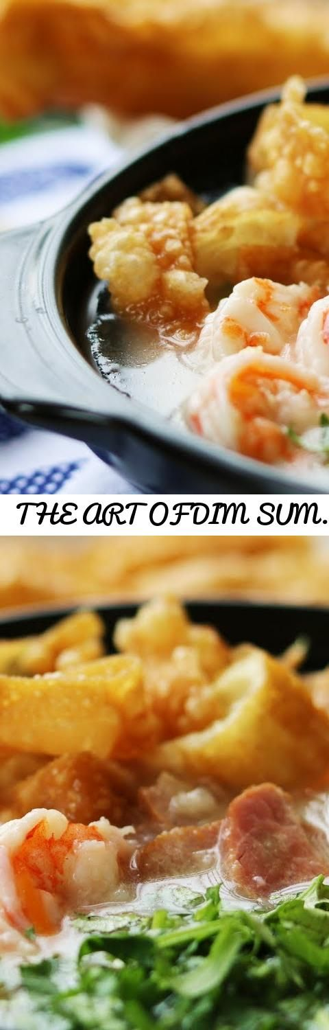 THE ART OF DIM SUM - Chinese Rice Porridge Sampan Congee Recipe [艇仔粥]... Tags: dim sum, porridge, congee, porridge recipe, congee recipe, how to make porridge, chinese soup, chinese porridge, 艇仔粥, souped up recipes, dim sum recipe, how to cook porridge, hong kong dim sum, how to make congee, chinese dim sum, what is congee, rice porridge recipe, how to make rice porridge, porridge food, rice congee, making porridge, congee soup, dim sum dishes, healthy porridge recipe, porridge rice, chinese…