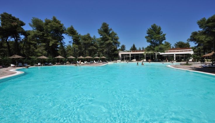 Club Agia Anna Summer Resort στην Αγία Άννα Ευβοίας, με Στημένη σκηνή, μόνο με 23€!