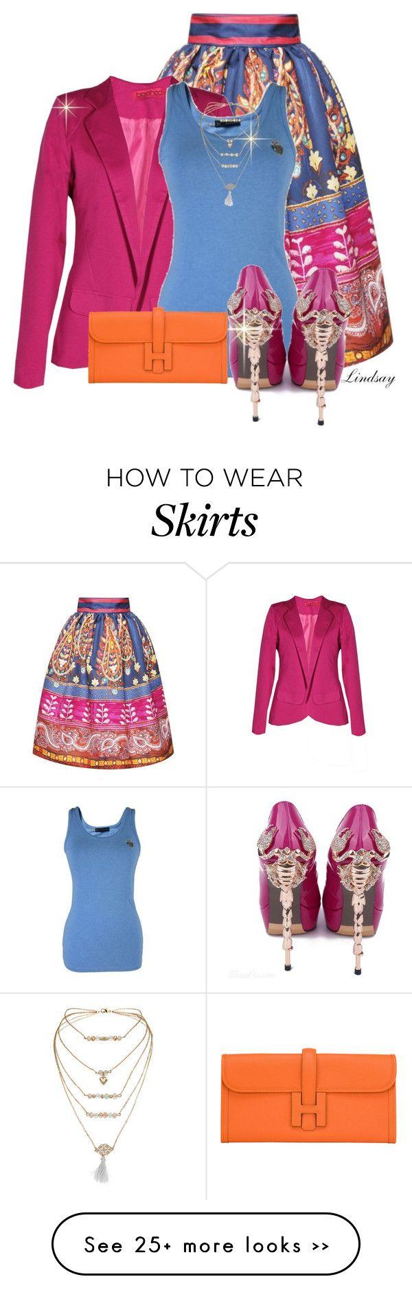 """Stella Jean Grand Rapids Skirt"" by lindsayd78 on Polyvore"