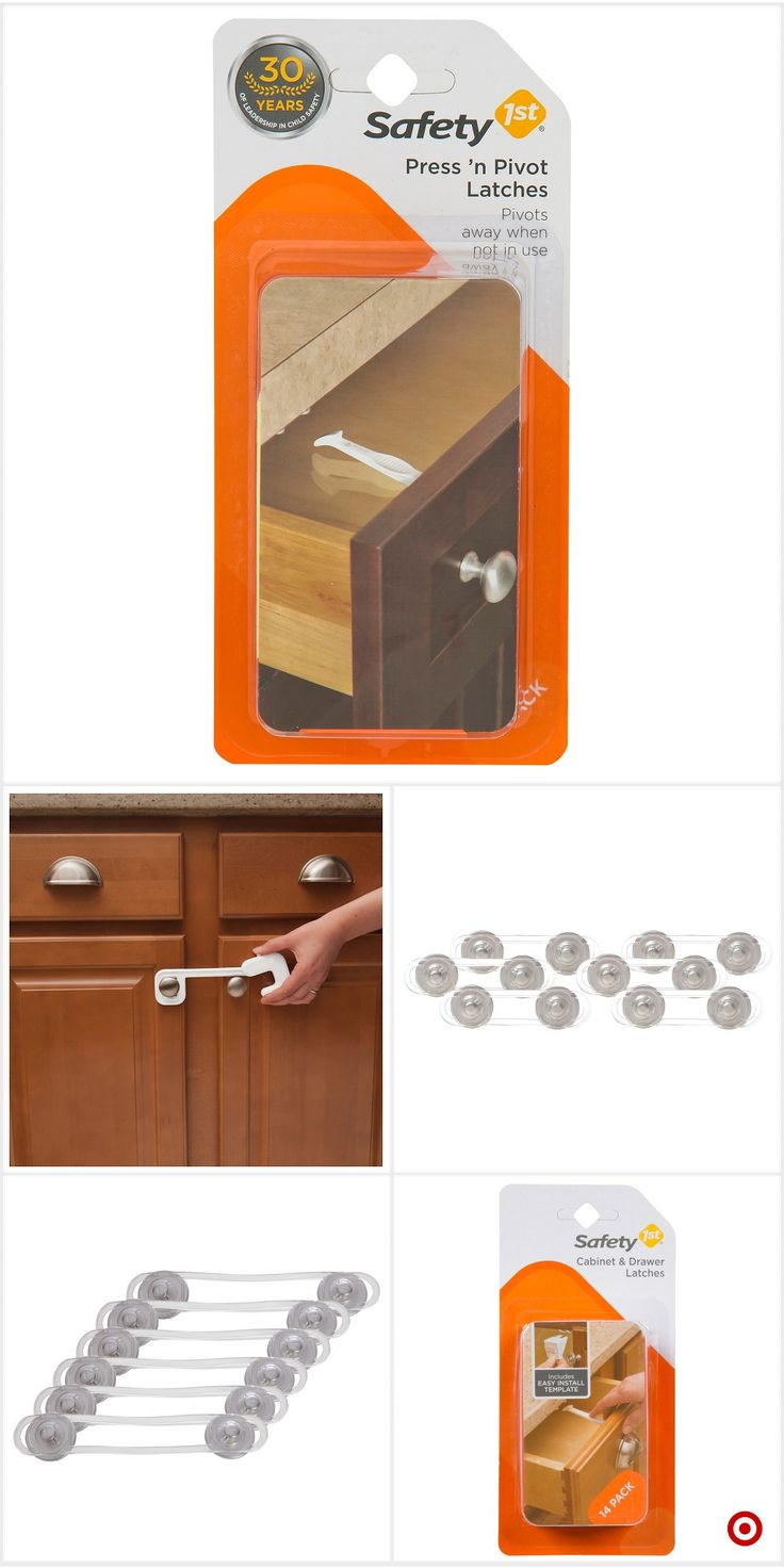 Shop Target for safety latches you will love at great low prices. Free shipping on orders of $35+ or free same-day pick-up in store.