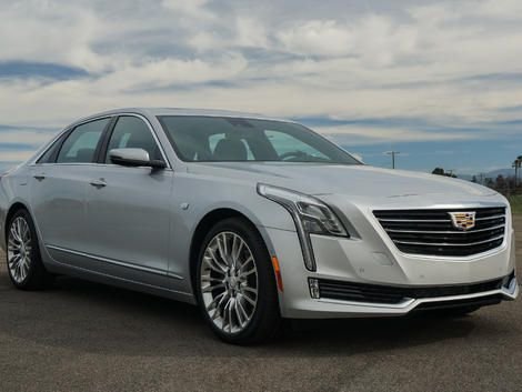 Lighter, smaller and smarter than you might think, the new CT6 takes Cadillac in a new direction.