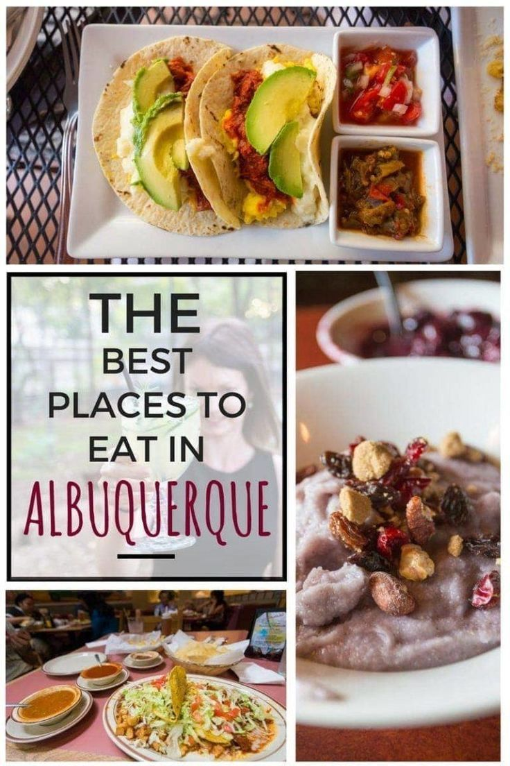 The Best Restaurants In Albuquerque From Diners To Fine Dining Finding The Universe In 2020 Usa Food Foodie Travel Places To Eat