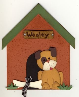 Puppy and Dog House - Jackie Topa