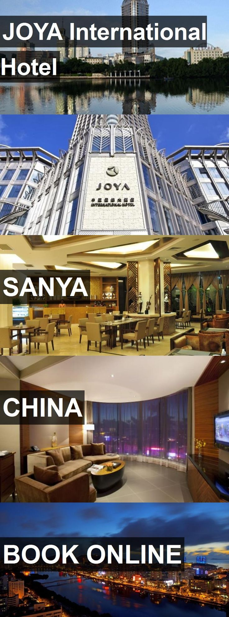 Hotel JOYA International Hotel in Sanya, China. For more information, photos, reviews and best prices please follow the link. #China #Sanya #hotel #travel #vacation