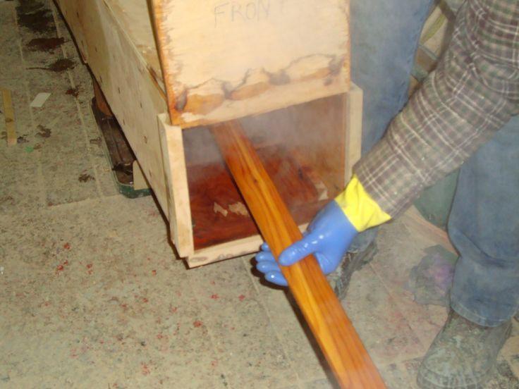 Steam Bending Wood Plans