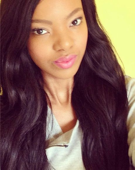 stunning hair styles nosipho mtshali hair weaves south africa hair diaries 8053