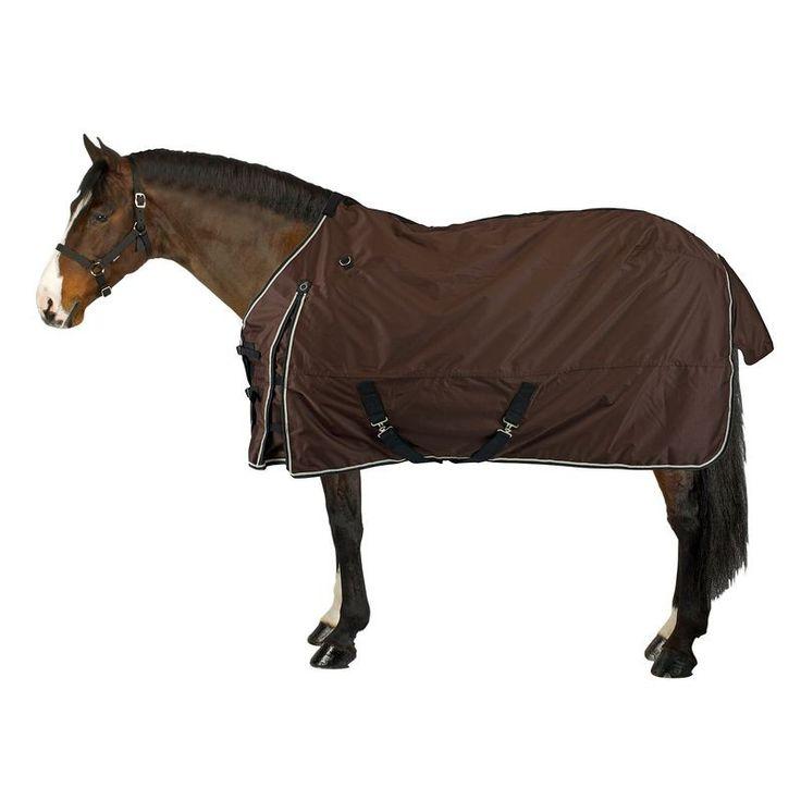 59,99€ - EQUITATION Equitation - ALLWEATHER Light MARRON New - FOUGANZA