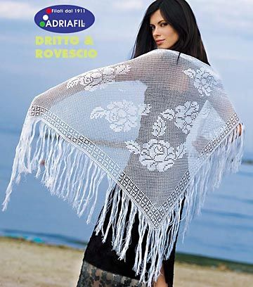 Free pattern and chart  here : http://www.adriafil.com/html/img/riviste/mag30/modelli/file_istruzioni/uk/PAG21INGok.PDF