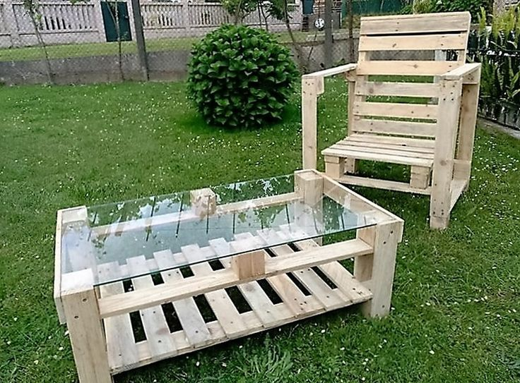 Best Images About Pallet Outdoor Furniture On Pinterest