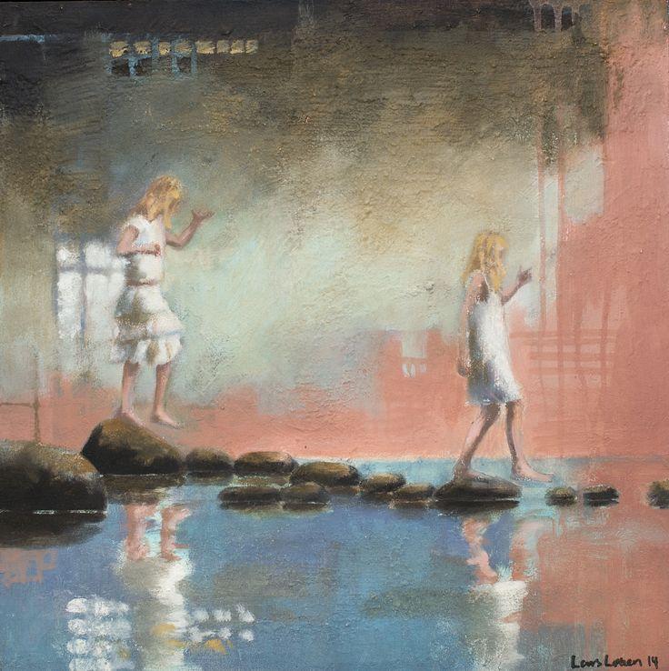 Lars L�ken - Ved vannet V