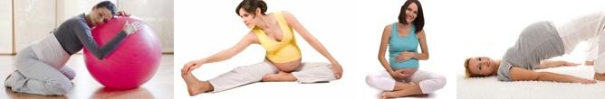 Mediaroom Gynefam: Attività fisica in gravidanza