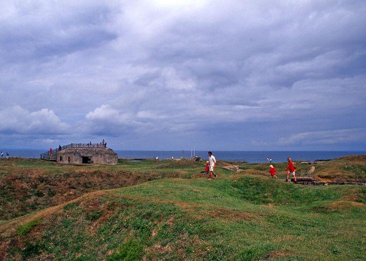Pointe du Hoc - Tourismus Isigny-sur-Mer - ViaMichelin