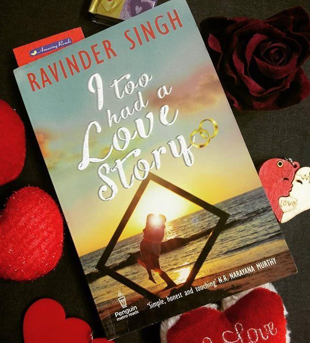 I Too Had A Love Story Ravinder Singh Thisisravinder