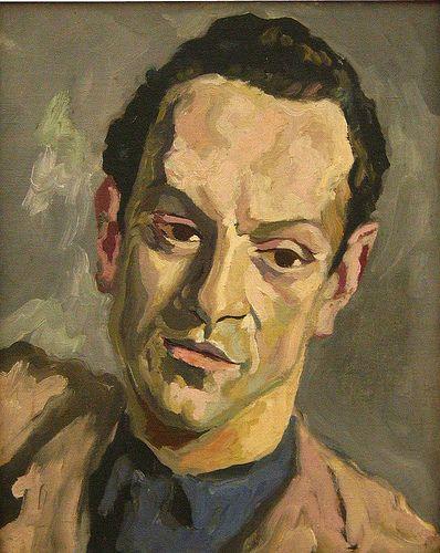 Guttuso - ritratto
