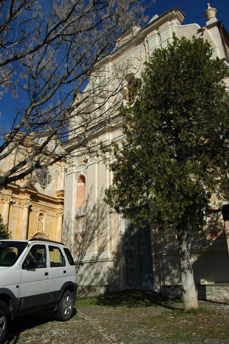 Castellaro (IM), Oratorio dell'Assunta