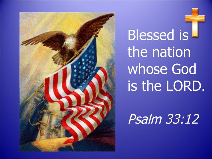 Happy 4th Of July Blessed Is The Nation Whose God Is The