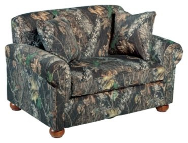 Best Home Furnishings Camo Sleep-In Chair | Bass Pro Shops...this thing is AWESOME!!!