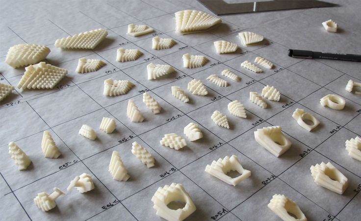 Hot Pop Factory - 3D Printed Jewelry