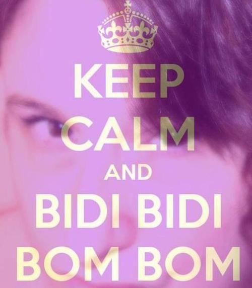 Keep Calm =)