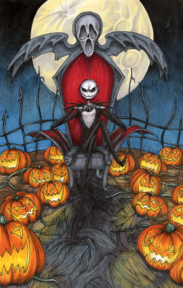 The Pumpkin King by