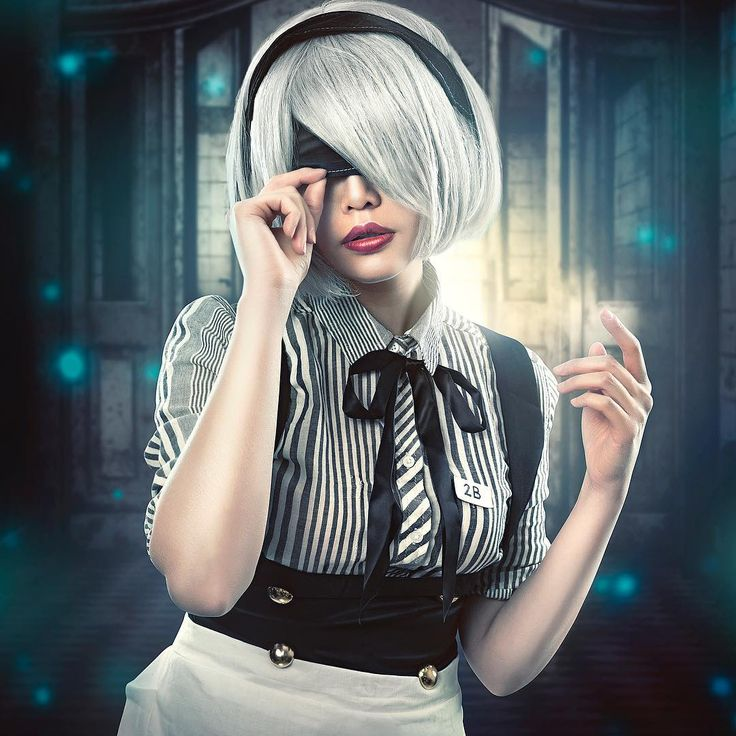 Lets keep the Nier Automata theme going ! Thank you to @alex_kie taking and editing this beautiful photo of my 2B maid cosplay base on @sibu_ubis fan art on Twitter ! Hope you like this photo as much as I do ! #nierautomata #nierautomatacosplay #nier #2b #nierautomata2b #2bcosplay #cosplay