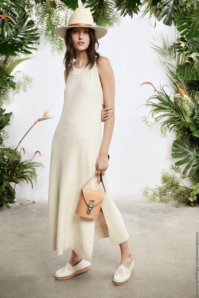 Moda mujer verano 2017 María Cher.
