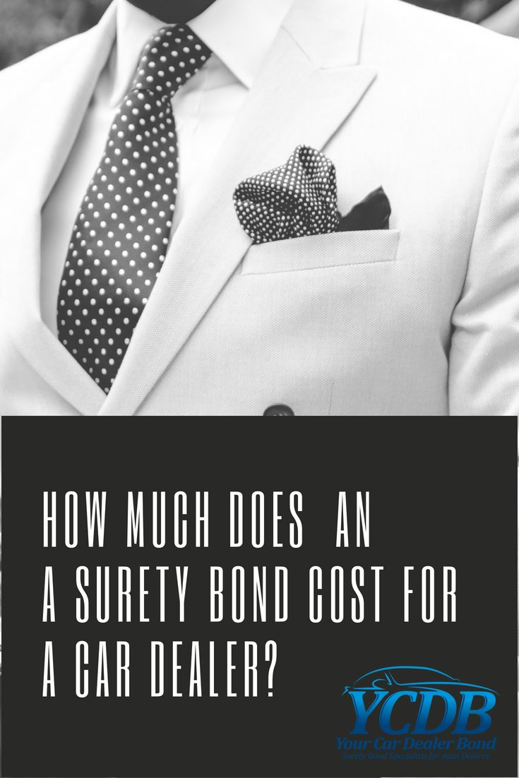 Surety Bond Services of California are proudly offered by