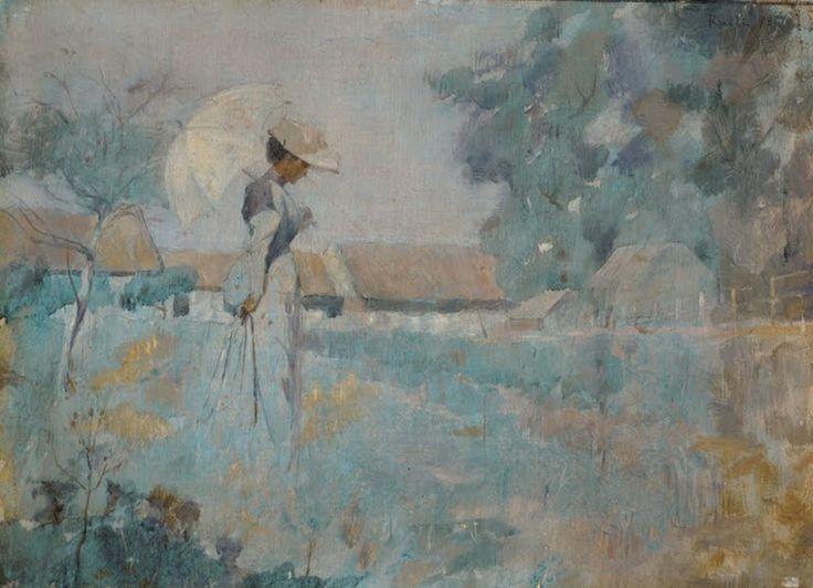 Ράλλης Θεόδωρος-Κυρία στην εξοχή