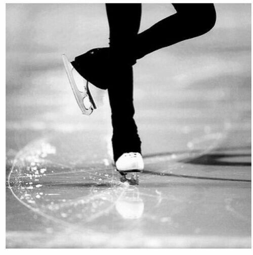 Figure skating - legs