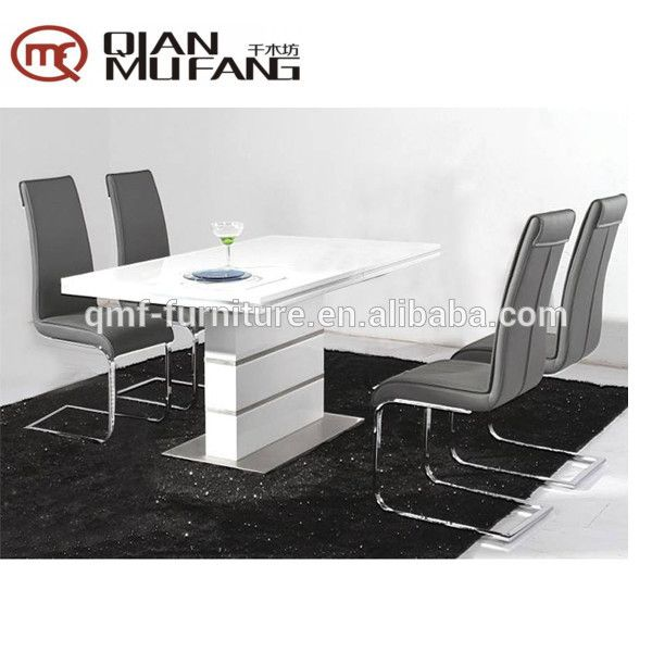 luxury hideaway european style modern dining table set