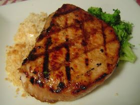 Kitten with a Whisk: Sam Zien's Beer and Brown Sugar Pork Chops