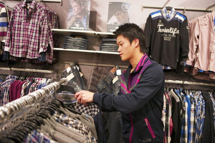Ondernemen, verkopen en klanten - detailhandel