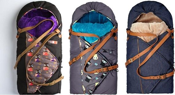Sleepbag.dk a new sleepingbag for kids between 0 and 3 years old. Perfect fit ind a stroller.