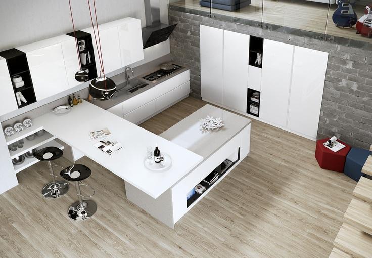 http://www.arredo3.com/it/cucine-moderne/YOUNG.html | Cucine ...