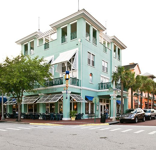 The Market Street Cafe, Celebration Fl. Great food ,ade from scratch at reasonable prices. So delish!!