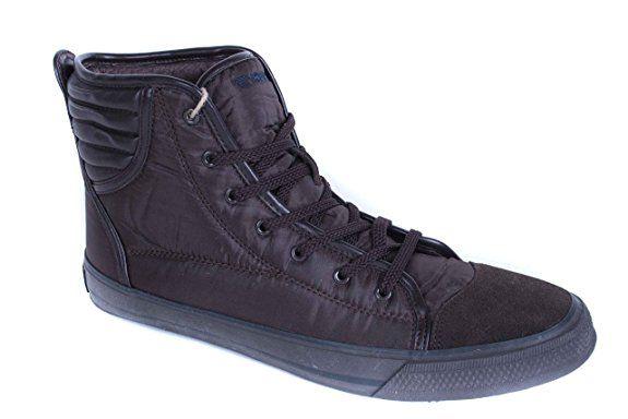 Energie Herren Sneaker Schuhe Boots Stiefel Braun Gr. 44 #31(EUR 44)