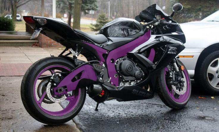 girls,post your bike pics!!!!! - Page 20 : Suzuki GSX-R Motorcycle Forums: Gixxer.com