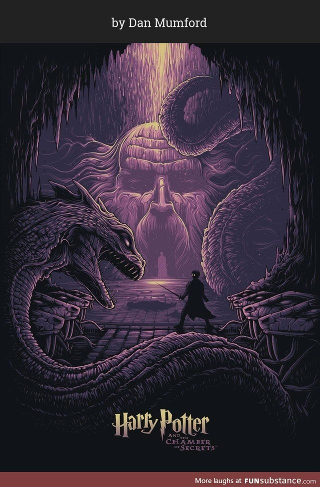 Awesome Harry Potter And The Chamber Of Secrets Artwork Funsubstance Harry Potter Poster Harry Potter Movie Posters Harry Potter Art