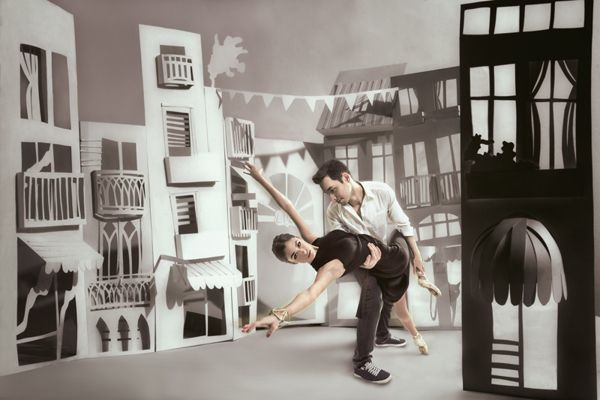 White Theatre by Jon Rullz