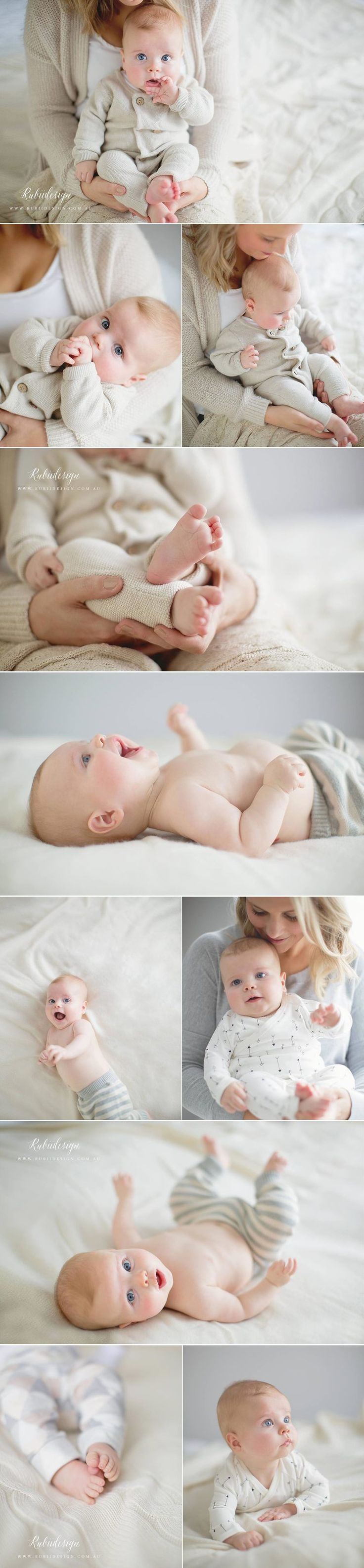 {lennon roy - 5 months} — rubiidesign - newborn photographer - bendigo