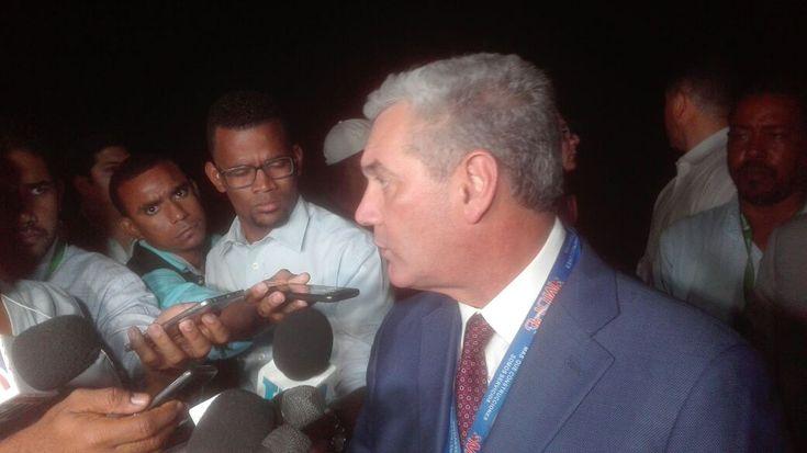 Ministro de Obras Públicas dice que se iniciará lo antes posible la evaluación de los daños