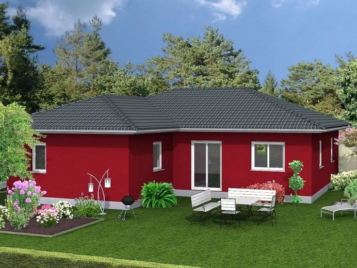 390 besten energiesparh user bilder auf pinterest balkon for Einfamilienhaus modern walmdach