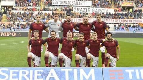 AS Roma - Hellas Verona 1-1