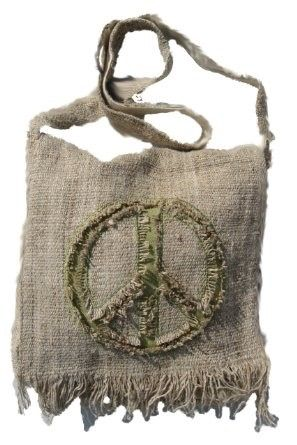 ☮ American Hippie Bohéme ☮ Green Boho ☮ Bag
